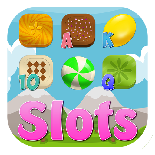 Candy Swipe Slots - The ultimate match 3 slots casino game - by Fatleg Games