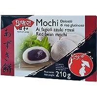Mochi Dolce Giapponese Gusto Azuki Rossi - Biyori 210g