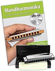 CASCHA HH 1600 Blues Harmonica Mundharmonika Set