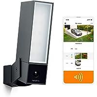 Netatmo Caméra de Surveillance Extérieure Intelligente avec Sirène 105dB, WIFI, Eclairage Intégré, Détection Des…