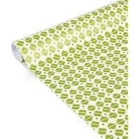 Clairefontaine 223868C - Un rouleau de papier cadeau Excellia Tiny Rolls 5m x 35 cm (spécial petite largeur) 80g, Carrés…