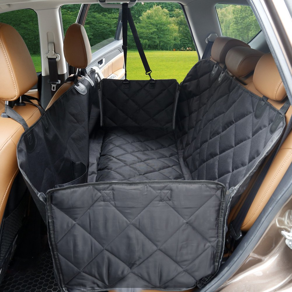 Dog Seat Covers For Trucks >> Dsaatn Dog Seat Cover With Flaps Waterproof Car Seat Covers For Dogs Scratch Proof Seat Cover Hammock Soft Nonslip Dog Seat Covers Barrier For Car