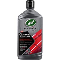 Turtle Wax 53412 Hybrid Solutions Ceramic Polish and Wax - 14 Fl Oz.