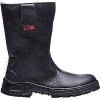 Blackrock SF01B Fur Lined Safety Rigger Boot (Black) S1-P SRC,5 UK (38 EU)