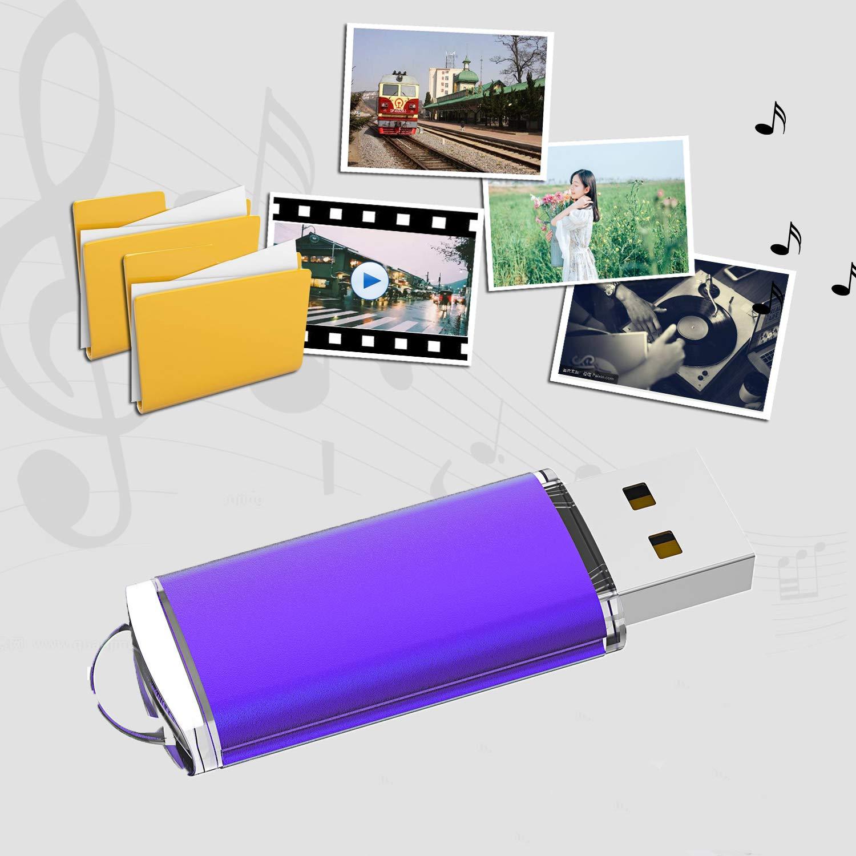 Bojly Custodia per chiavette USB Chiave USB Mini Borsa Accessori in Nylon Resistente con 6 Scomparti per Scheda SD Cavo per Auricolare e Disco Rigido Esterno Arancia