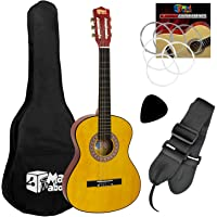 Mad About Left Handed Children's Classical Spanish Guitar - Kids Pack (3/4)