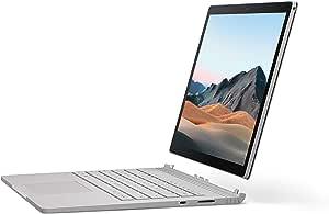 Microsoft Surface Book 3 15-Inch Notebook (Silver) - (Intel i7, 32GB RAM, 512GB SSD, 1660Ti NVIDIA Graphics, Windows 10 Home, 2020 Model)