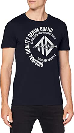 Tom Tailor Denim Men's Coinprint T-Shirt