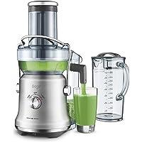 Sage Appliances SJE530 The Nutri Juicer Cold Plus, Extracteur de Jus à Froid avec Goulotte d'Alimentation pour Fruits…