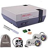 NES NESPI Boîtier Retroflag Boîte avec USB Manette Câblé & Ventilateur de Refroidissement & Heat Sink Pour RetroPie Raspberry Pi 3/2/B +