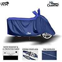 Blue Tree Premium Water Resistant Bike Body Cover for Two Wheeler Body Cover Special Design for Honda Activa 6G Standard…