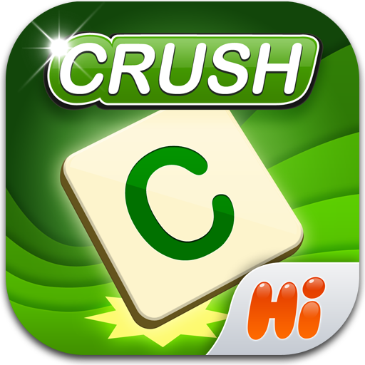 Crush Letters - New Challenging Word Search Puzzle Game
