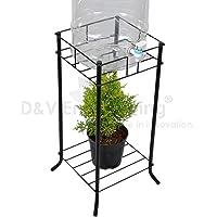 D&V ENGINEERING - Creative in innovation Metal Water Dispenser/Can/Pot/20 L Bottle Holder/Stand for Home & Kitchen…