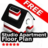 Studio Apartment Floor Plans...