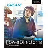 CyberLink PowerDirector 18 Ultra | PC | PC Activation Code by email
