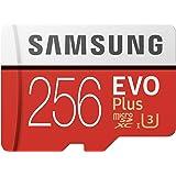 Samsung EVO Plus 2020-256 GB - MicroSDXC, classe 10, UHS-I, 100 MB/s, 90 MB/s