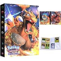 Porta carte Pokemon, Album Pokemon, Raccoglitore Carte Pokémon, Album Cartella Raccoglitore Libro 30 pagine 240 Capacità…
