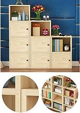 ELECTROPRIME 10x Wood Grain Pull Knob Handle Drawer Cupboard Wardrobe Pull Handle