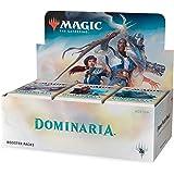 Magic The Gathering MTG-Dom-BD-EN Dominaria Boosterpackung/Aufstellkarton, Mehrfarbig