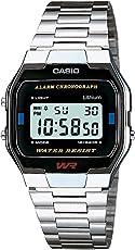 Casio Collection Unisex-Armbanduhr A163WA 1QES