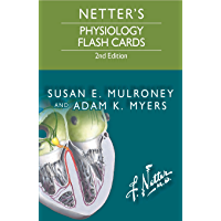 Netter's Physiology Flash Cards E-Book (Netter Basic Science) (English Edition)