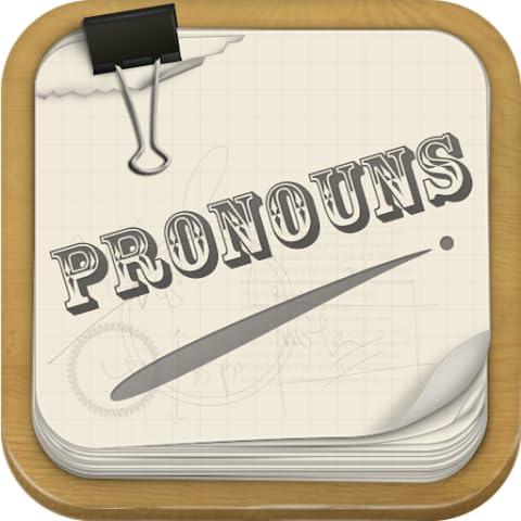 Pronouns - English Language Art for Second Grade to Fifth