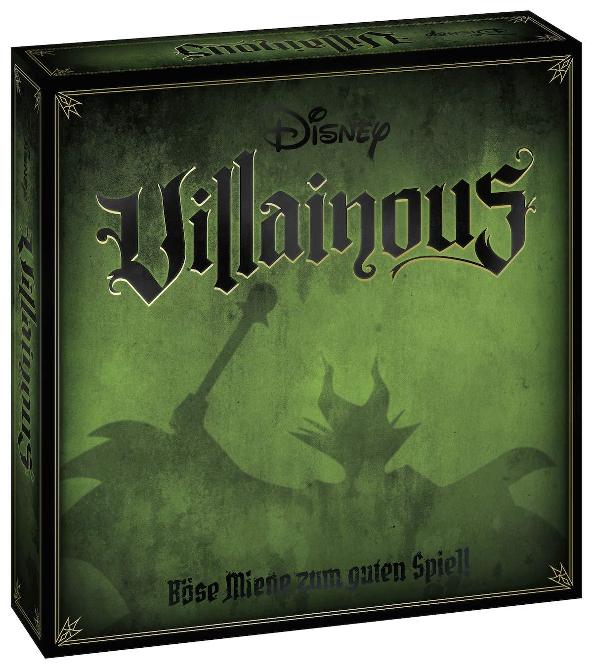 Ravensburger-26055-Disney-Villainous