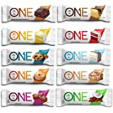 Oh Yeah One Bar Super Variety 12 Count ALL FLAVORS By OhYeah 12er Zufallsmix