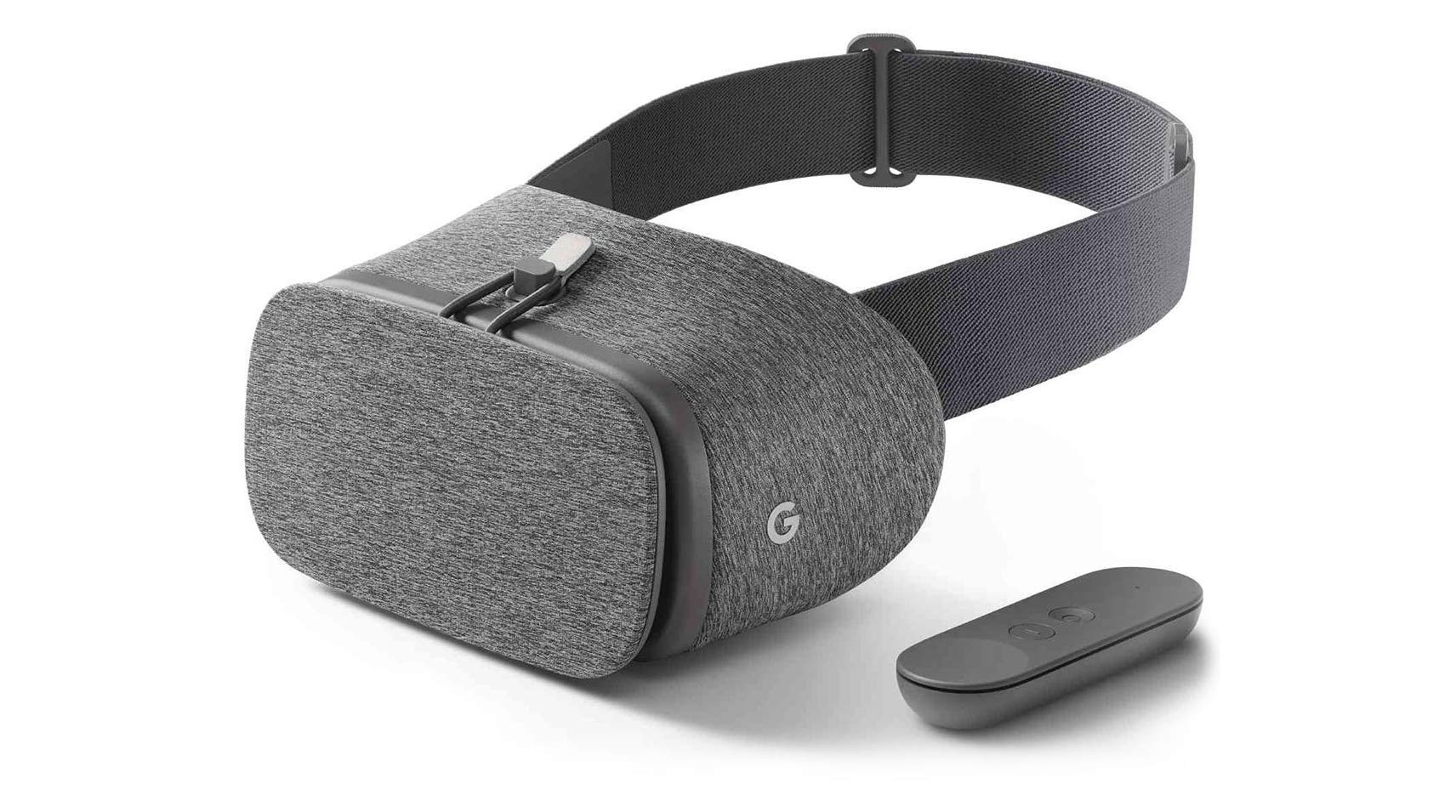 Google Daydream View Noir Virtual Reality Brille INCL. Controller