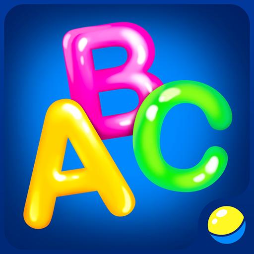 ABC für kleine Kinder lernen - lustiges Lernspiel für Kinder im Vorschulalter, um mehrere ABCs zu lernen, Buchstaben von Alphabeten zu verfolgen, neue Wörter und Gegenstände des täglichen Lebens kennenzulernen. Das Spiel trainiert Feinmotorik (Spielen Helle Karten)