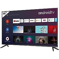 Linsar Smart 50UHD20A 50 Pouces 4K UHD (3840x2160) Android/Google Smart TV, Chromecast Built-in, Triple Tuner DVB S2/T2…