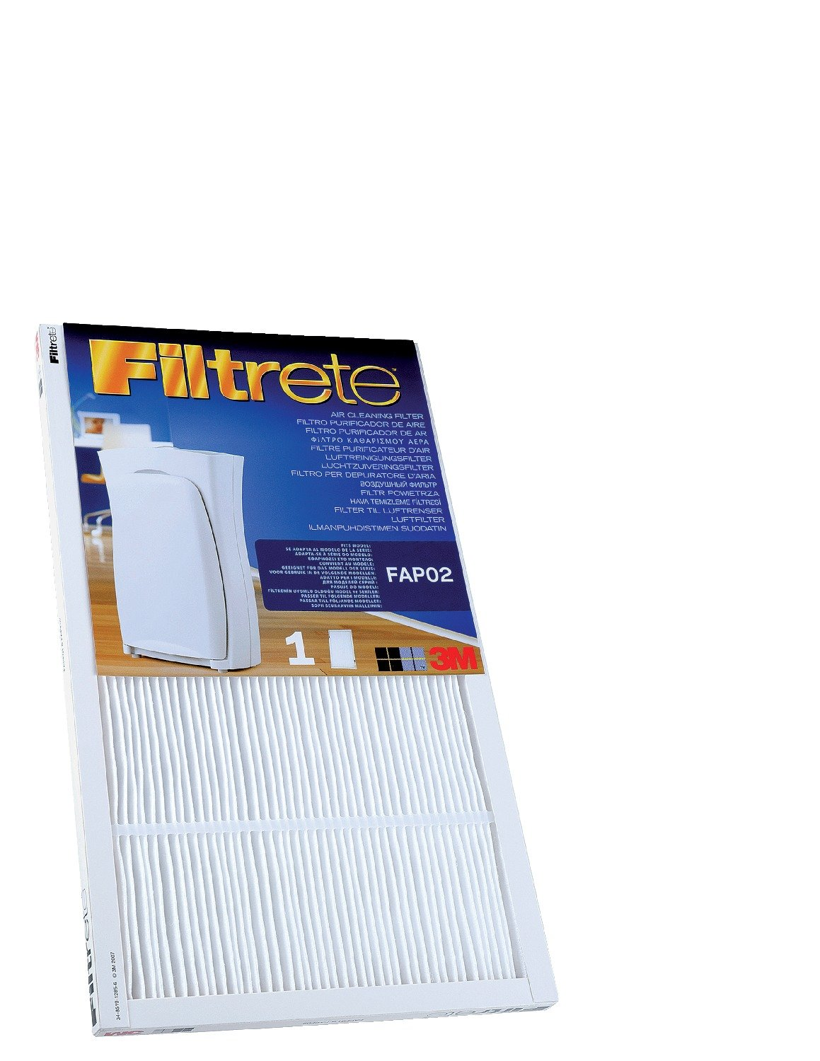 filtrete fapf0102 ultra clean small air purifier replacement filter for filtrete air purifier model fap01 and fap02 1 filter amazoncouk kitchen u0026 - Filtrete Air Filter