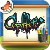 How to Draw Graffiti step by step Drawing App