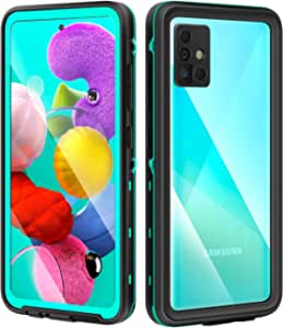Meritcase Samsung Galaxy A51 Hülle Ip68 Wasserdicht Elektronik