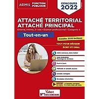 Concours Attaché territorial - Attaché principal - Catégorie A - Tout-en-un - Fil d'actu offert: Concours externe…