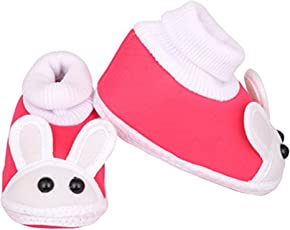 Little Swag Cute Booties for Baby Girls 3 -15 months Infants & Toddlers