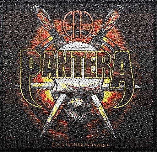 Pantera - Skull and Knives - Toppa/Patch