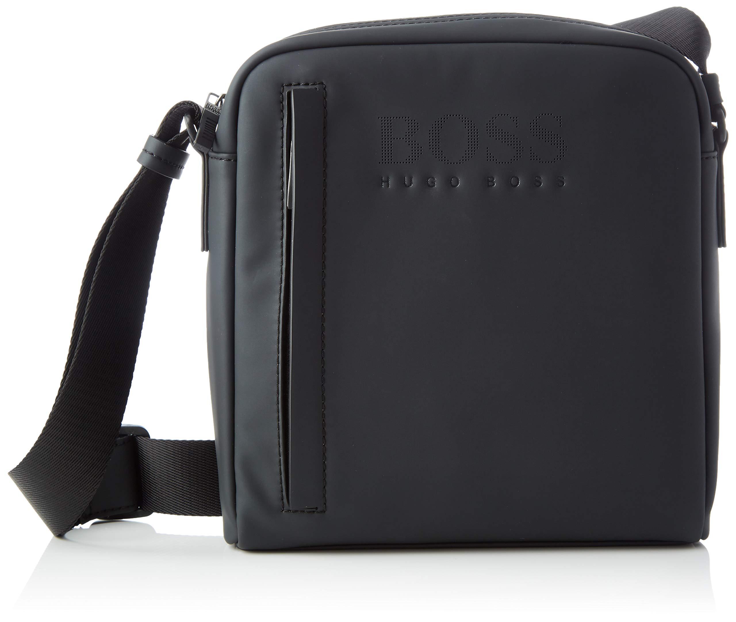 BOSS Hyper_ns Zip – Bolso de hombro Hombre