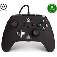 PowerA Enhanced Wired Controller for Xbox - Black Gamepad, Wired Video Game Controller, Gaming Controller, Xbox Series X…