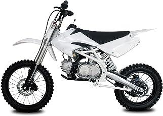Dirtbike Thunder 125cc 17/14-4-Gang-Manuell-Kickstarter Crossbike Pitbike