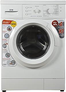 IFB 6 kg Fully Automatic Front Loading Washing Machine  Elena Aqua VX, White, Inbuilt Heater, Aqua Energie water softener