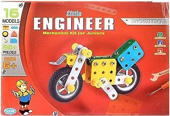 Smartcraft Little Engineer - Bike,Little Engineer Mechanical Kit for Juniors, Dhoom Bike