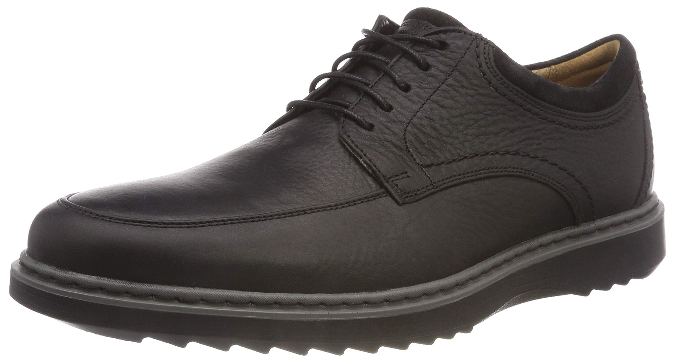 Clarks Un Geo Lo, Zapatos de Cordones Derby Hombre