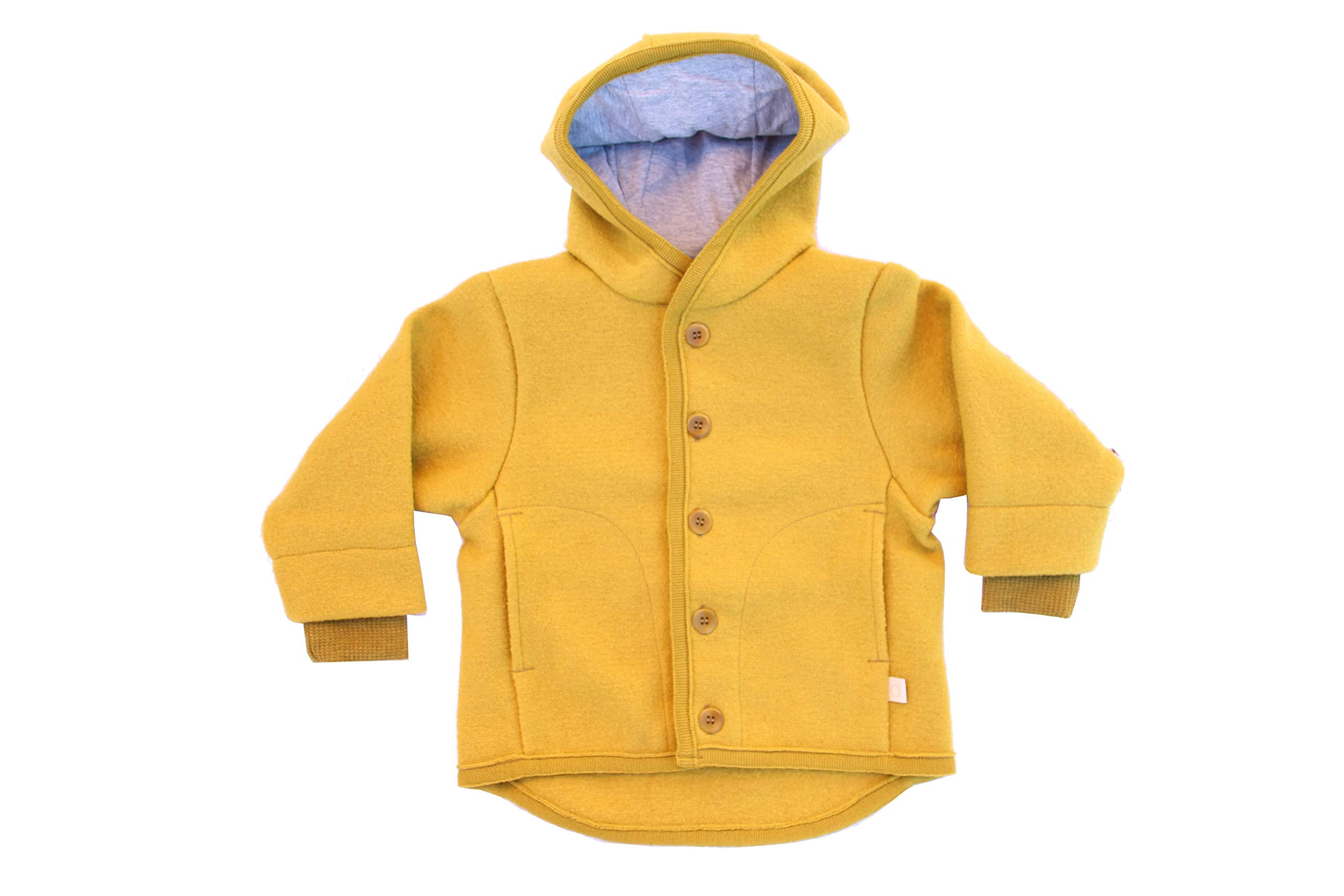 Disana Walk Chaqueta 3221 100% lana virgen, forro 100% algodón 1