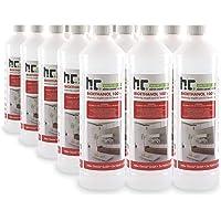 Höfer Chemie 15 L Bioethanol (15 x 1 L) für Ethanol Kamin, Ethanol Feuerstelle, Ethanol Tischfeuer und Bioethanol Kamin