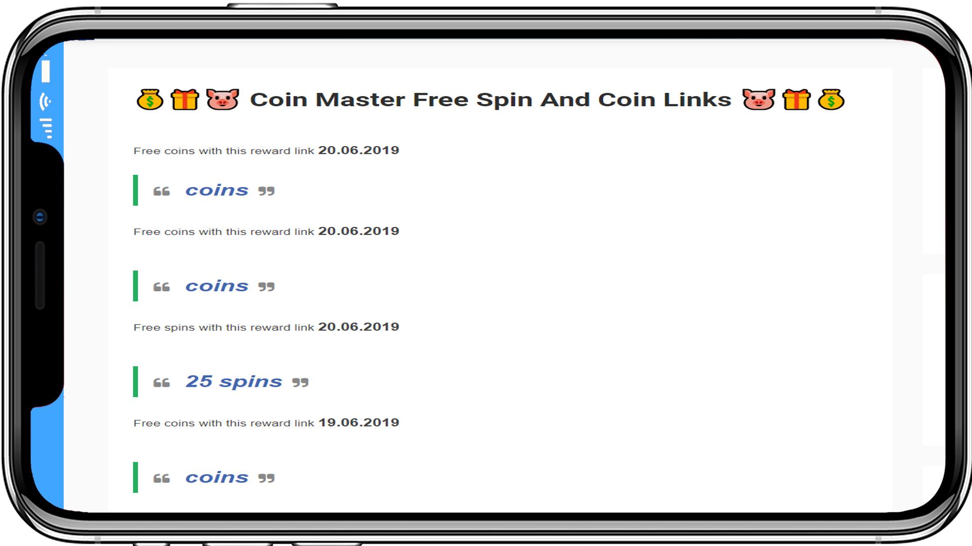 Coin master free spins deutsch 2019