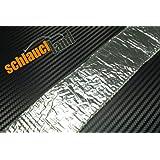 10m Keramik Hitzeschutzband 50mm schwarz 1200°C*** Heat Wrap Turbo Fächerkrümmer