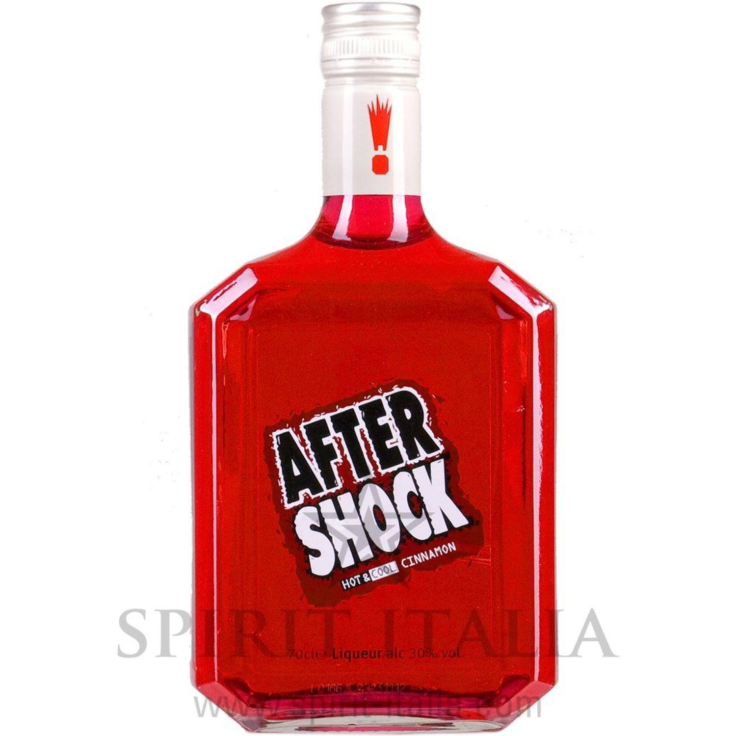 After Shock Red 30,00 % 0.7 l.