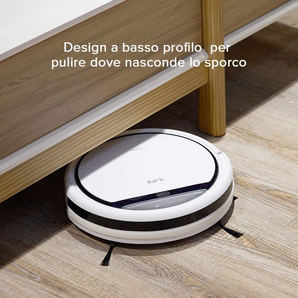 TOOGOO 10 pacchi Premium Filtro HEPA per ILIFE V3s V5 V5s V3s Pro Aspirapolvere robotico