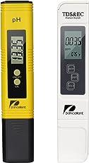 Tester Qualità Acqua Pancellent TDS PH EC Temperatura 4 in 1 Set